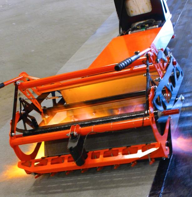The Unify-ER™ - Modified Bitumen Power Applicator!